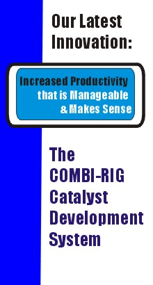 The COMBI-RIG Catalyst Development System